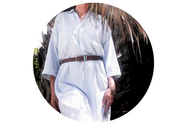 Isalès - Robe chemise