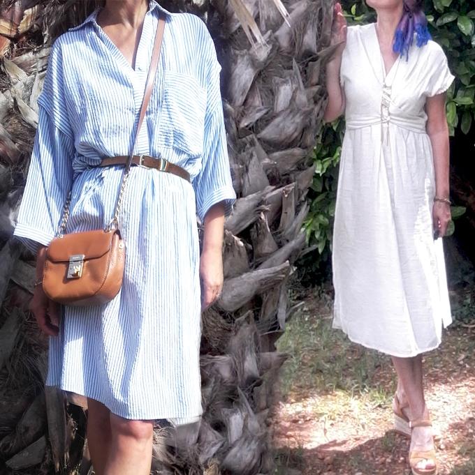 Isalès - Robe chemise ou robe bohème ?