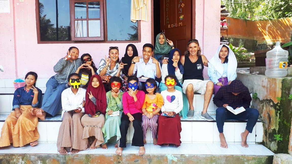 Orphelinat Yappenatim, Bali