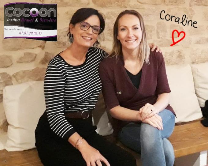 Institut de Beauté COCOON, St Gély du Fesc (34), rencontre avec Coraline