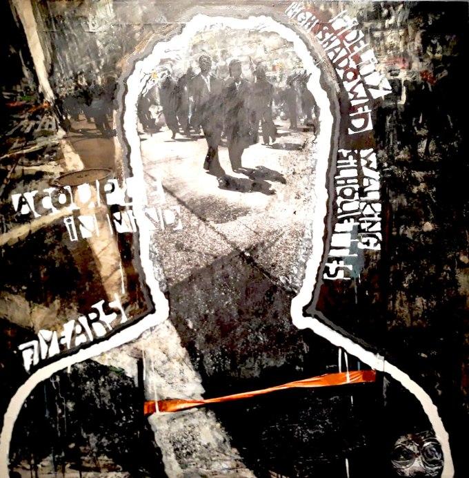 "Toile A-couple-In Mind---2003---CharlElie Couture - Expo ""Passages"" à Sète Musée Paul Valéry"