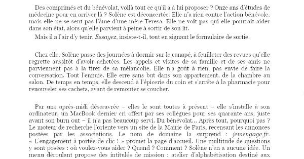 Extrait du roman Les Victorieuses