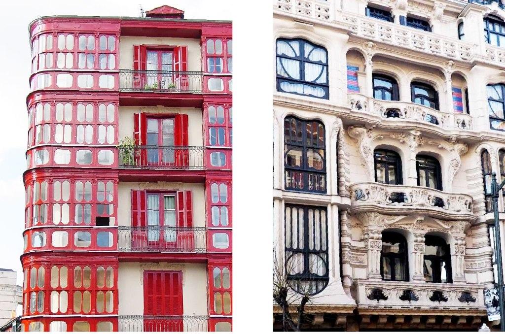 Photos Façades-Bilbao