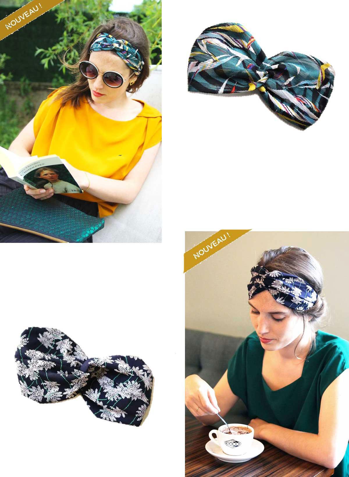 Headbands Les jolies Quinquas Cigoire