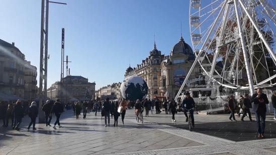 Noël 2019 Montpellier