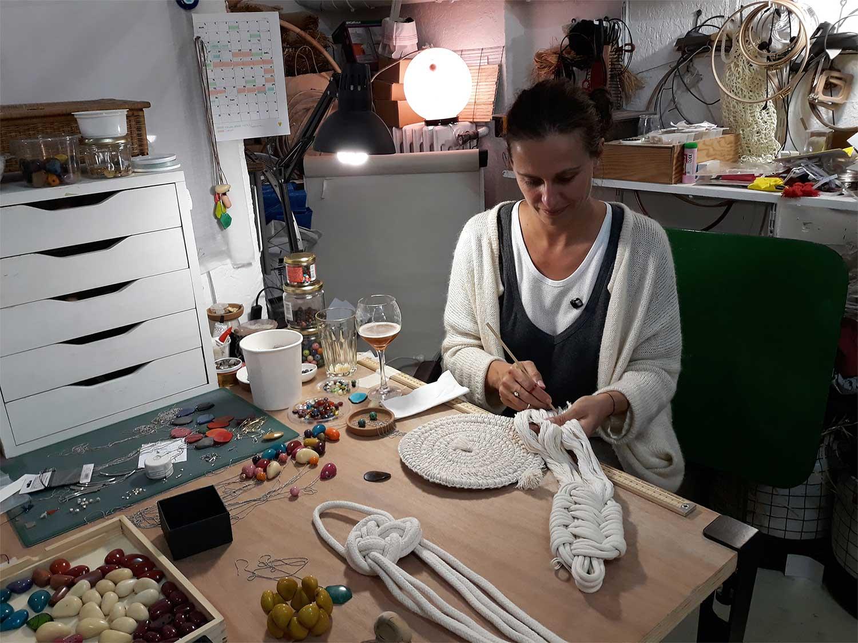 Véro Mila, L'ateliées Montpellier