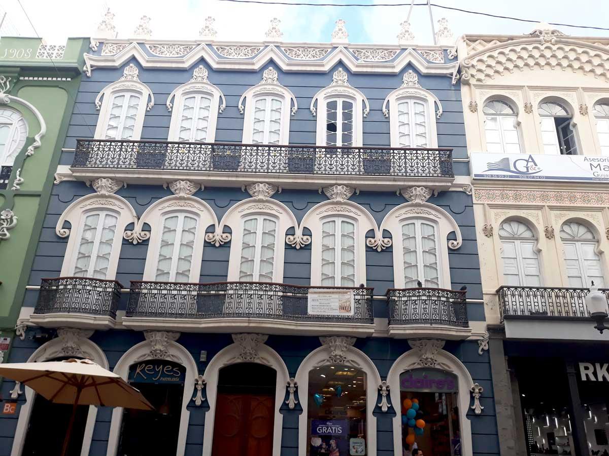 Las Palmas, Calle Triana Style Belle Epoque