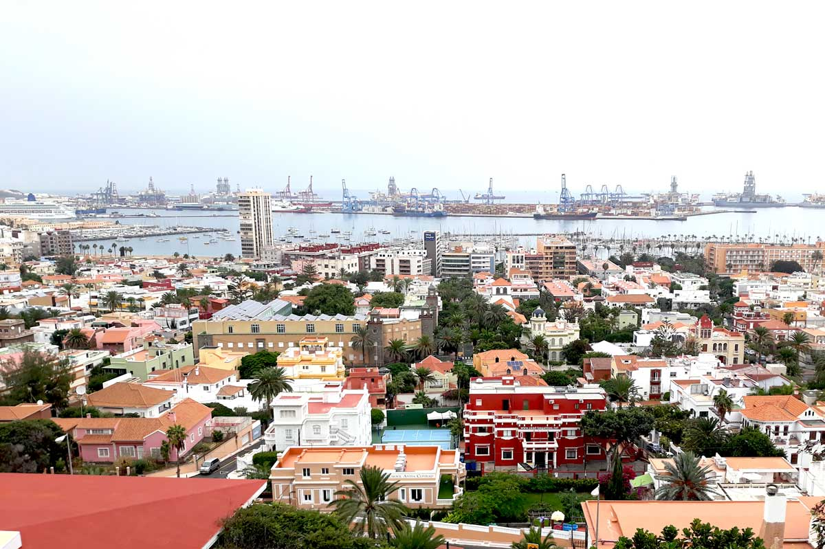La Palmas de Gran Canaria, Le port