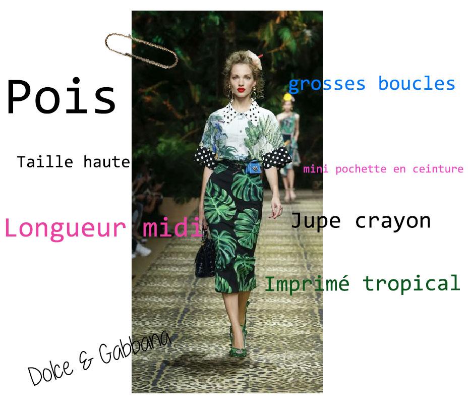 Look-Dolce-et-Gabbana - Tendances - Les Jolies Quinquas