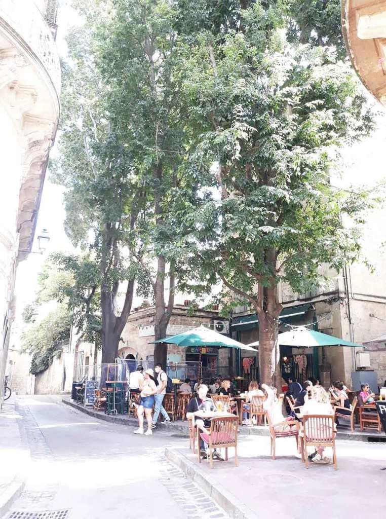 Terrasse-café-déconfinement-Pub-le-Foch-Montpellier