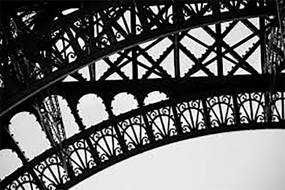 Détail Tour-Eiffel-dentelle