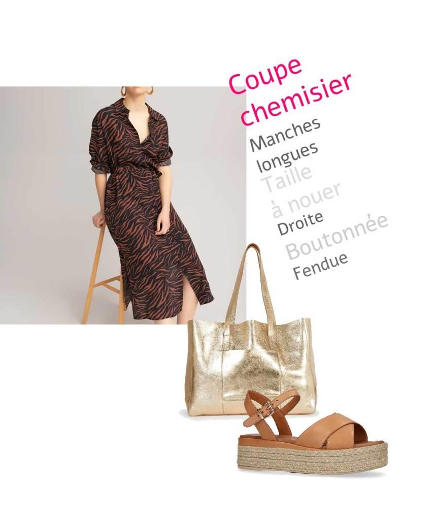 Mode-quinqua-look-robe-longue chemisier