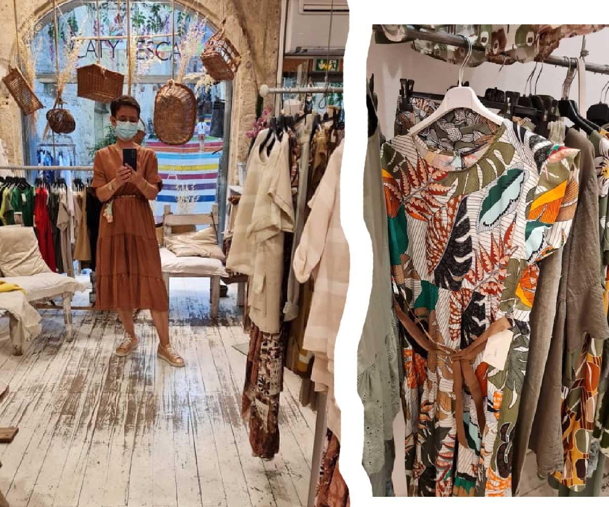 Mode-quinqua-Essayages-robe-terracotta-CATY-LESCA
