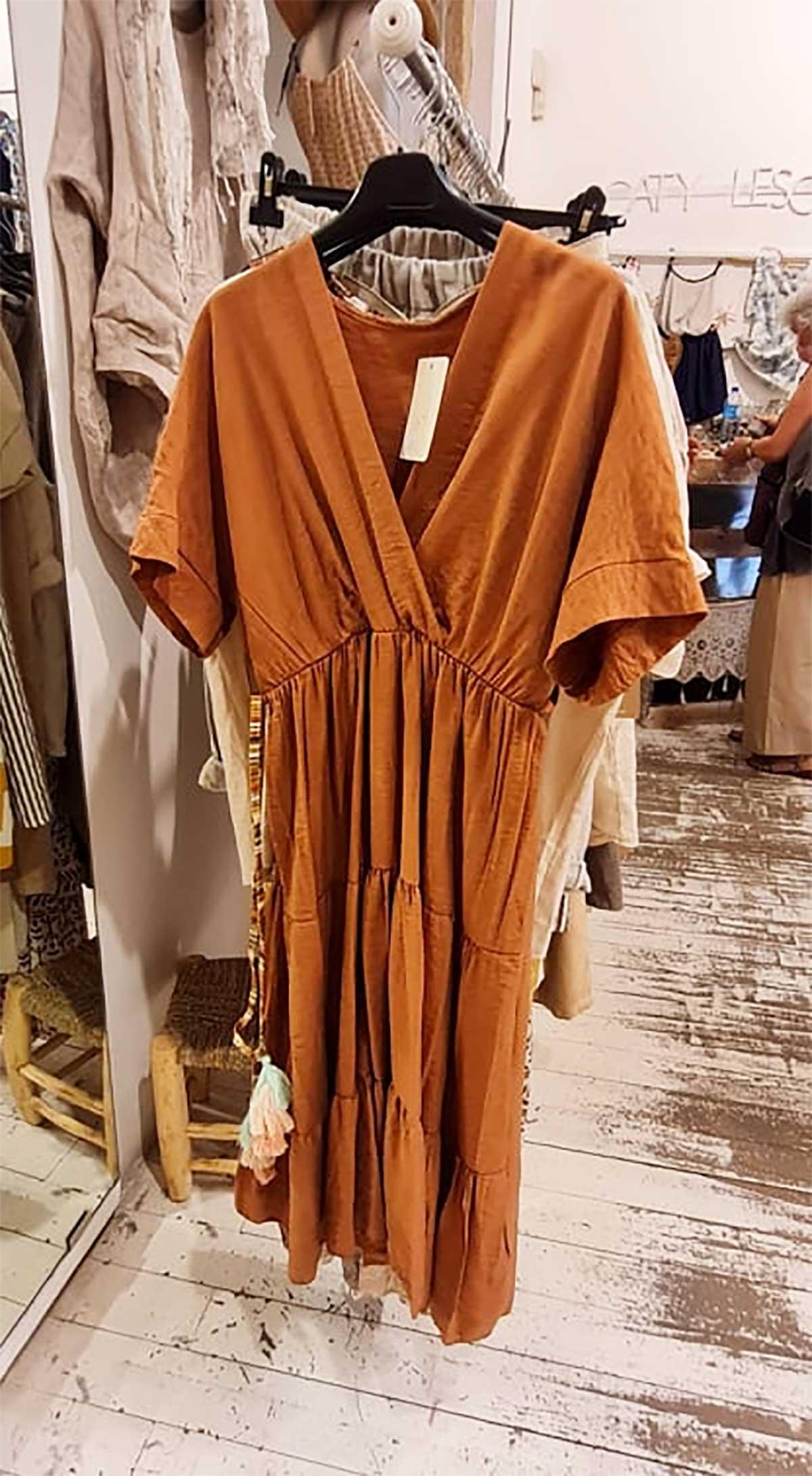 robe-terracotta-boutique-Caty-Lesca-Montpellier