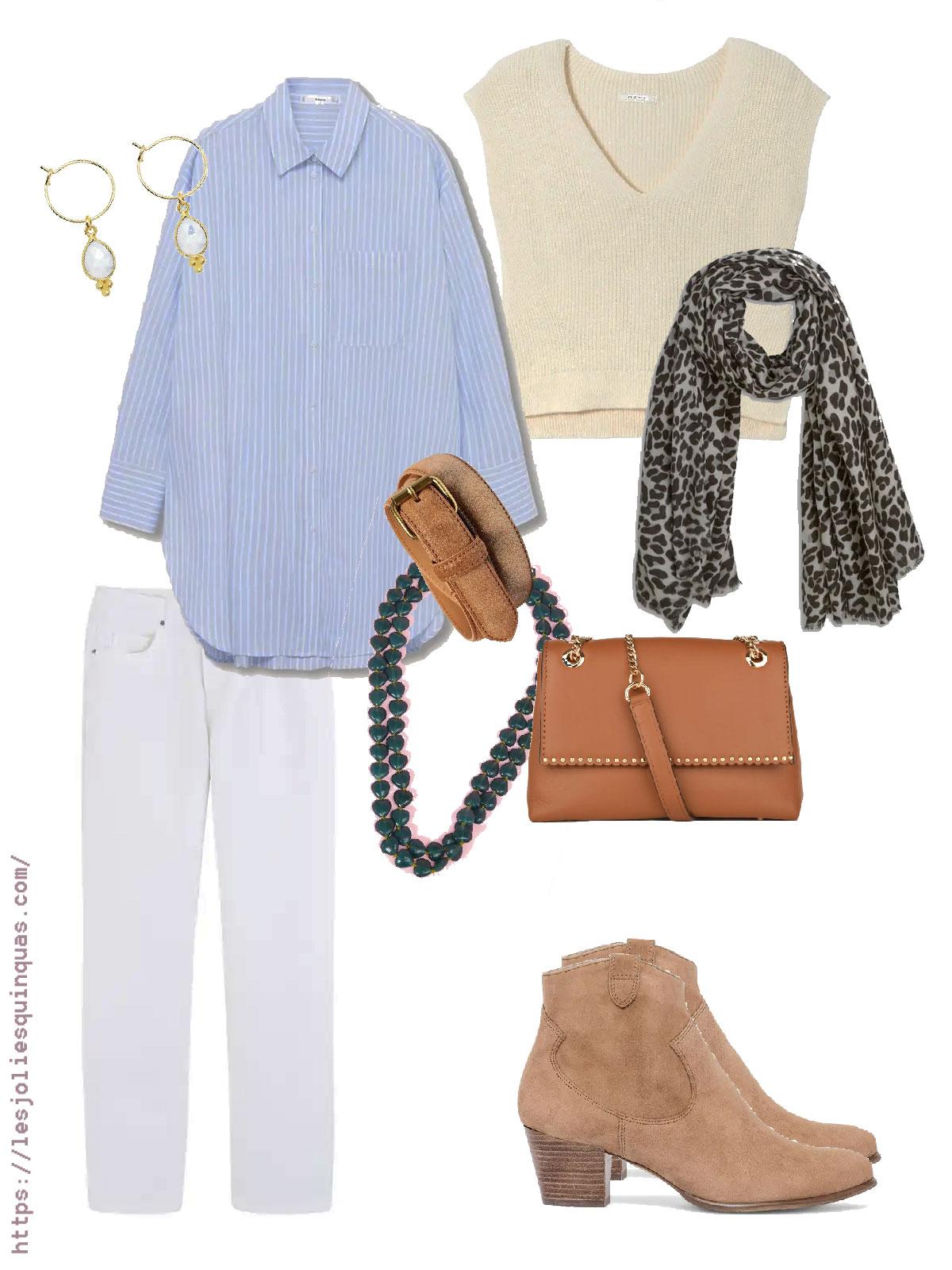 Look-pantalon-blanc-Les-Jolies-Quinquas
