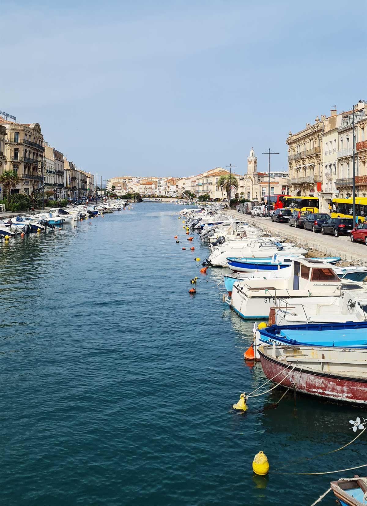 Sète Canal royal